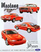 www.sixpackmotors-shop.ch - BLECHSCHILD FORD MUSTANG
