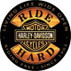 www.sixpackmotors-shop.ch - BLECHSCHILD HD RIDE HARD